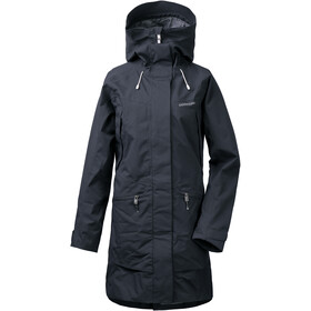 DIDRIKSONS Ilma Parka Damer, dark night blue